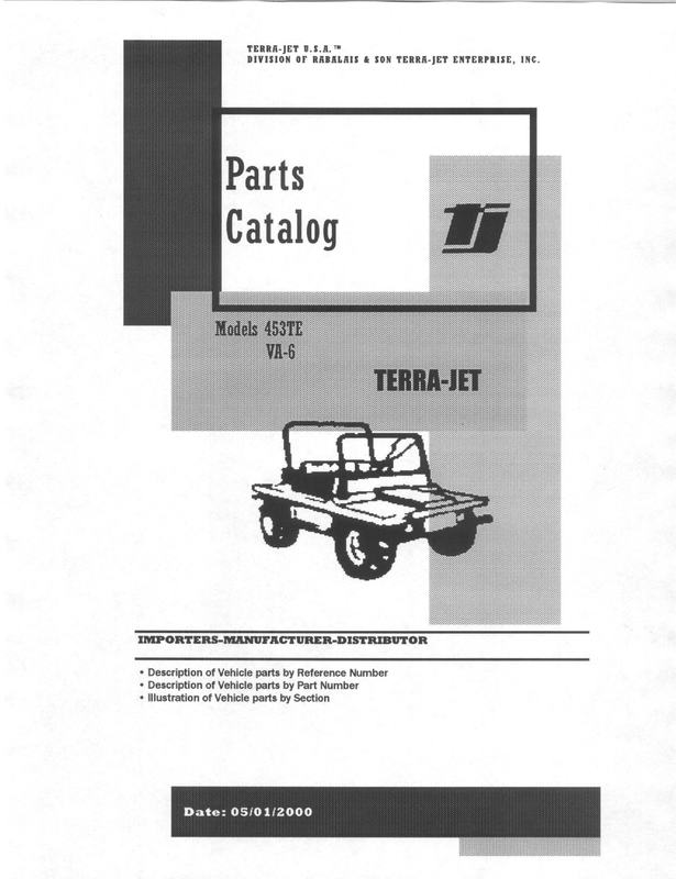 products catalog terra jet rh terra jet us TerraPro Parts terra jet parts catalog